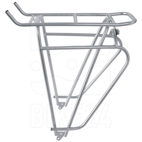 tubus cosmo rear rack tubus cosmo carrier stainless steel matte bike24