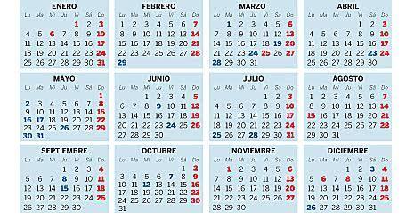 ajd a febrero 2016 en comunidad valenciana 187 el calendario laboral de 2016 finiquita los