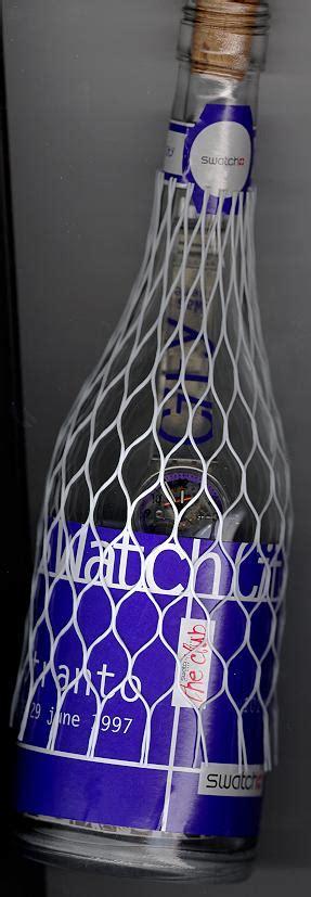 Swatch Gn719 Original Wanita Blue Bottle swatch otranto special