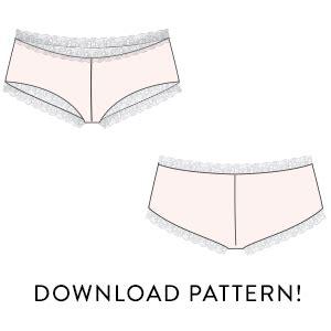pattern underwear free download patrones de lencer 237 a taringa