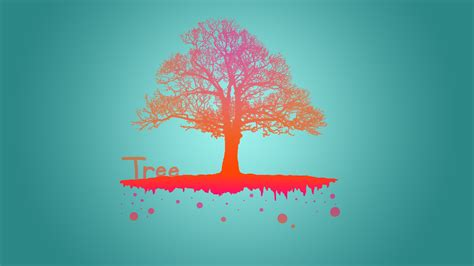 colorful tree colorful tree by chilicoke on deviantart