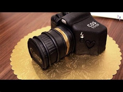 tutorial fotografia canon canon kamera torte camera cake tutorial canon kuchen