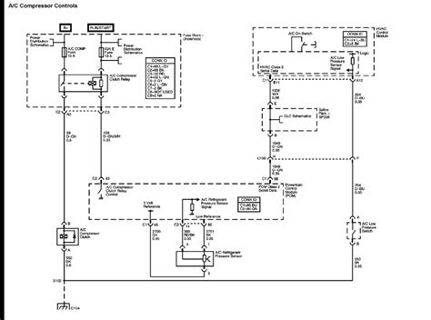 2006 trailblazer ecm relay wiring diagram 2005 chevy