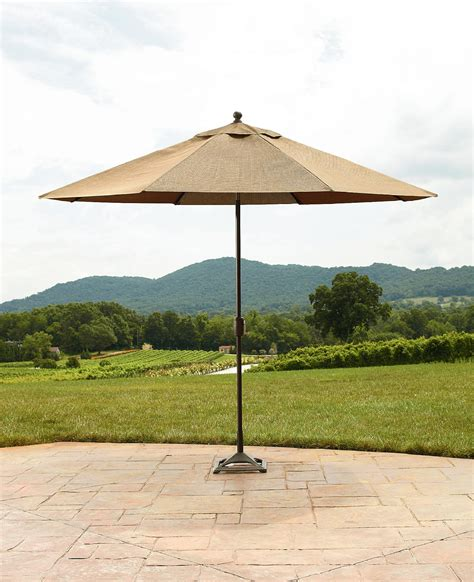 Patio Umbrella Kansas City Patio Umbrella 11 Ft Outdoor Furniture Design And Ideas