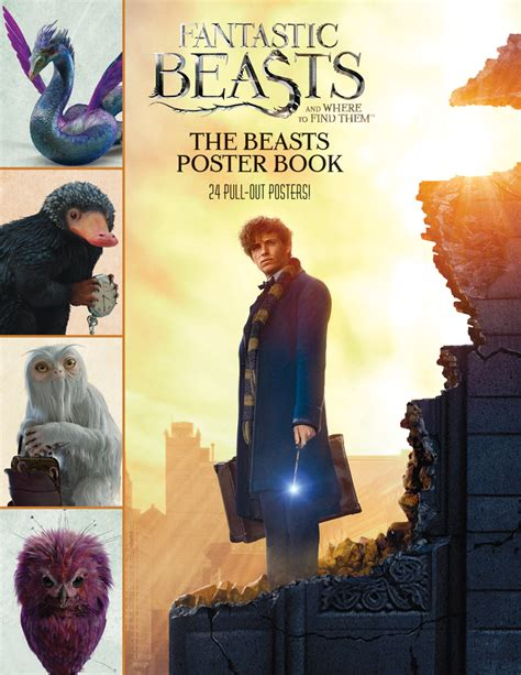 finding in the beast books fantastic beasts and where to find them the beasts