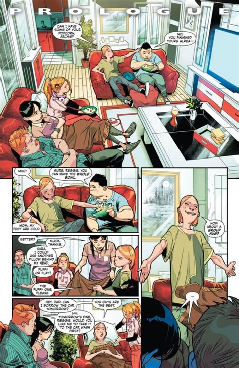 sons vol 1 when i grow up rebirth sons rebirth dc comics rebirth spoilers sons 1 brings superman