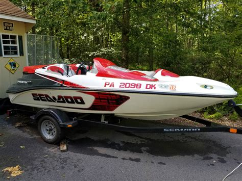 sea doo speedster boats for sale sea doo speedster 150 boat for sale from usa