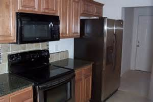 Black Appliances Kitchen Ideas by Kitchen With Black Appliances Photos Home Design Ideas