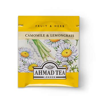 Ahmad Cleansing Detox Tea by Relax And Unwind With Our Camomile Tea Today Ahmad Tea