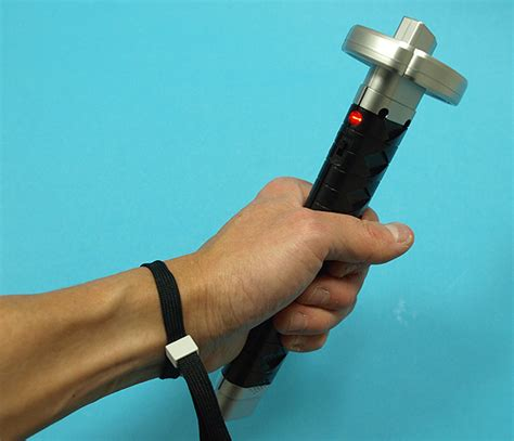 sword swing sound effect samurai air sword lets you slay imaginary dragons with
