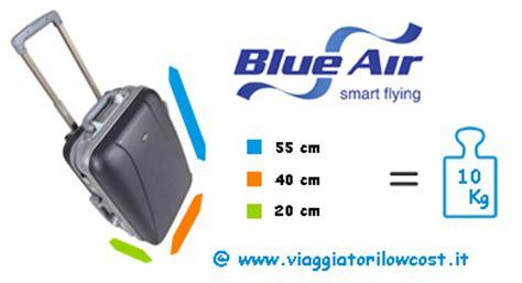 quanti bagagli si possono portare con alitalia bagaglio a mano blue air aumenta il limite peso