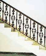Cast Iron Handrails For Stairs by Cast Iron Stair Rail Wrought Iron Railing Ornament Iron