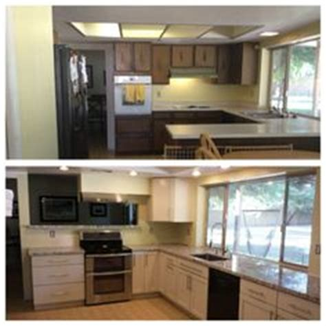 70s house remodel before and after kitchen remodel before after