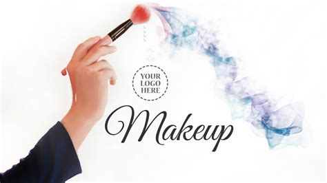 makeup prezi template prezibase
