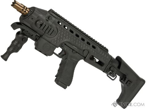 airsoft evikecom aps combat carbine complete gas blowback airsoft