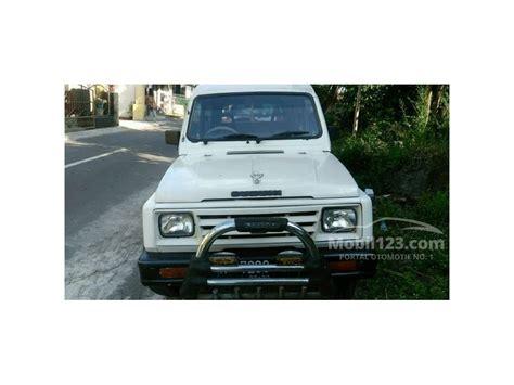Alarm Mobil Katana jual mobil suzuki katana 1992 1 0 di yogyakarta manual jeep putih rp 33 000 000 3790309
