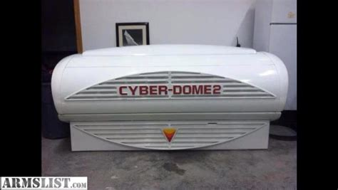 commercial tanning beds for sale armslist for sale trade cyberdome 2 commercial tanning