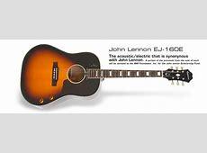 Epiphone John Lennon EJ-160E J 160e Epiphone