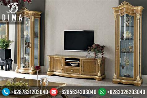 Kursi Tamu Minimalis Furniturekursi Tamu Lemari Bufetmeja Makan bufet tv minimalis klasik murah terbaru duco ukiran jepara df 0036 dima furniture jepara