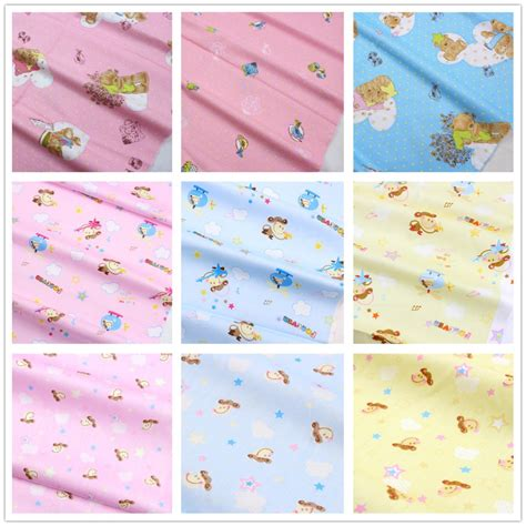 Handmade Crib Bedding - 1622998 monkey cotton fabric width 1 6 meters diy