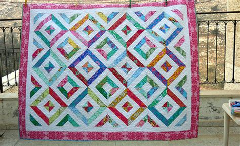 Summer In The Park Quilt by Some Show And Tell Finally
