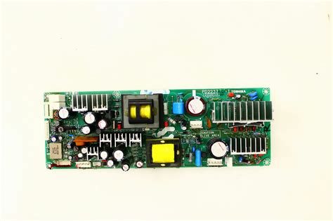 Power Supply Toshiba 19hv 1 Toshiba 27hlv95 Power Supply 75001575 Pd2237d 1