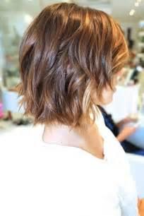 medium shorter in back hairstyles 10 fresh short layered hairstyles styles weekly