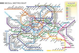printable metro map seoul subway map free printable maps