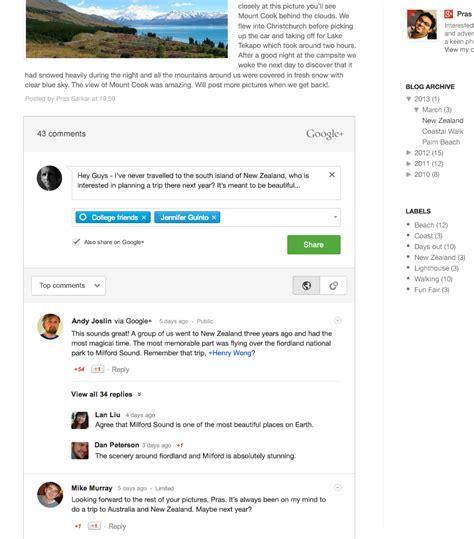 google design blog official google blog bringing google comments to blogger