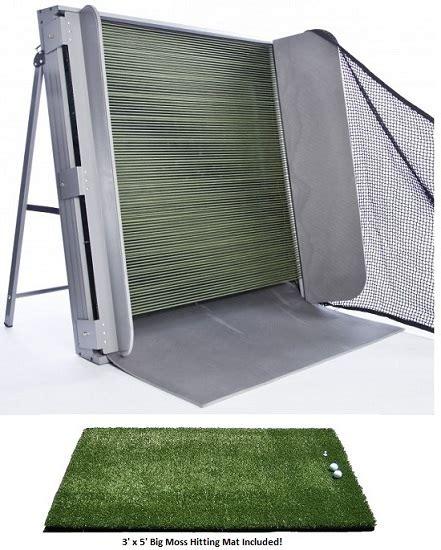 swing box golf swingbox indoor golf swing training net w ball return