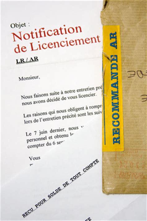 Date De Présentation Lettre Licenciement Licenciement 224 Quelle Date Le Contrat De Travail Est Il Rompu Le Pratique Du Droit Du