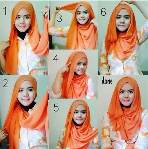 fhoto tutorial berhijab 17 best images about hijab on pinterest muslim women