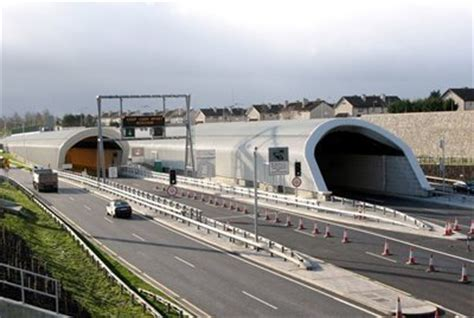 Dublin Port Car Hire by Toll Tunnels In