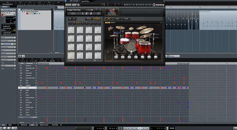 cubase drum pattern editor cubase elements steinberg