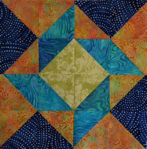 Quilting Block by Chock A Block Quilt Blocks Balkan Puzzle