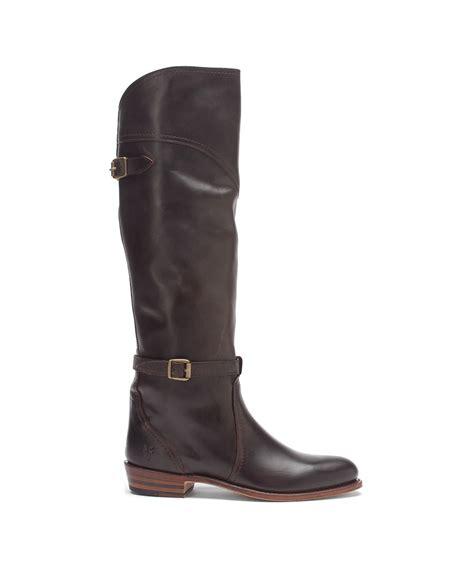 womans frye boots frye s dorado boots in black lyst