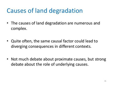 Landscape Degradation Definition 1 Definition And Other Key Concepts