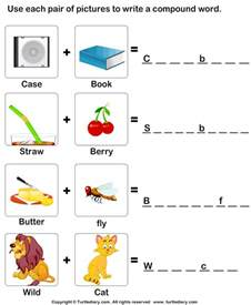 compound words worksheets new calendar template site