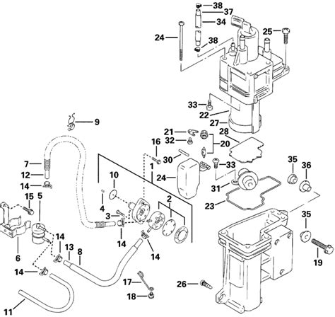 wiring diagram for 1974 70hp outboard motor battery for