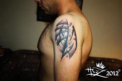 cool tribal shoulder tattoos cool and easy designs to draw ear now inspiration from