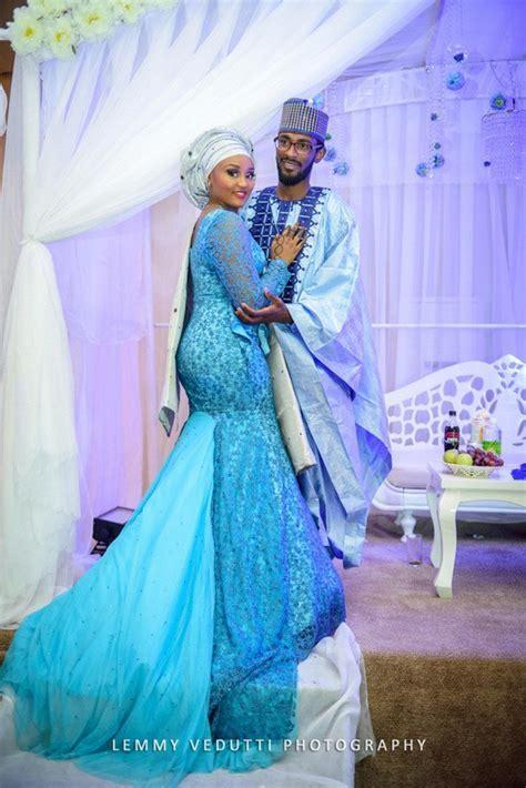 Jamila & Ahmed's Elegant Abuja Wedding Dinner   Lemmy
