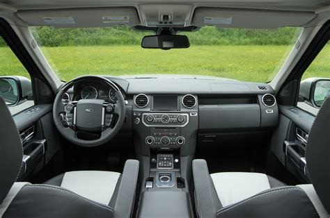 2015 Land Rover Lr4 Interior Photo 18