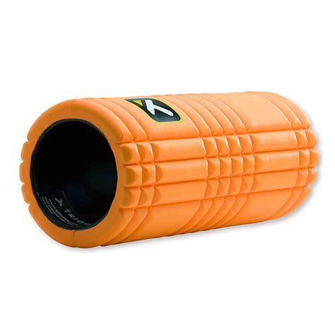 Orange Glasses by Buy Foam Roller The Grid Orange Online Athleteshop Co Uk