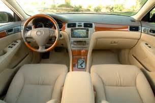 2001 Lincoln Town Car Interior 2006 Lexus Es 330 Review