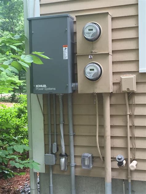 hollis nh automated generator install freel