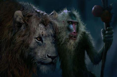disneys  action  lion king  simba  rafiki