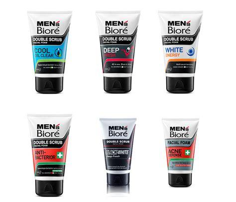 Sabun Wajah Pria 22 daftar harga produk sabun wajah dan mandi biore terbaru