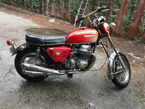Honda Cb For Sale by 1970 Honda Cb750 Motorcycles For Sale