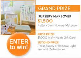 Rainbow Sweepstakes - win 1 year supply of rainbow light prenatal multivitamins 200 winners i crave