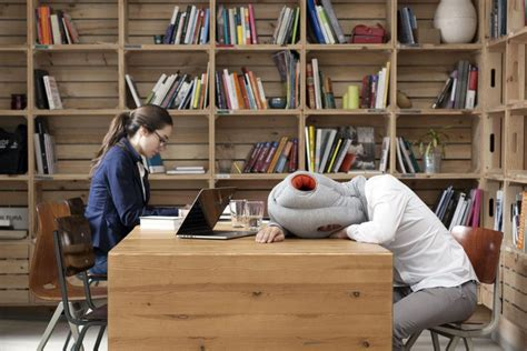 Studio Banana Things Ostrich Pillow by An Ostrich Pillow That Will Make All Nighters Easier